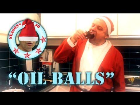 "Making ""Oil Balls"""