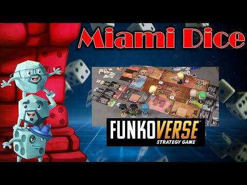 Miami Dice: FunkoVerse Strategy Game