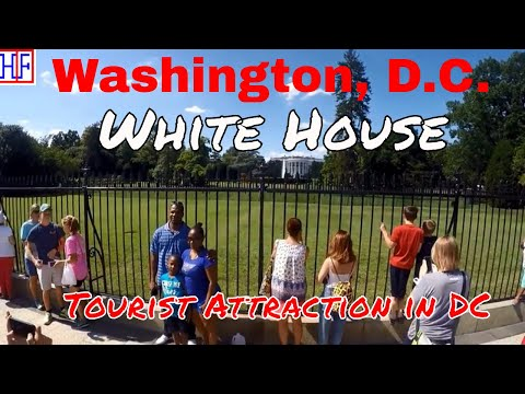 Washington, D.C | White House | Tourist Attractions | Episode# 4
