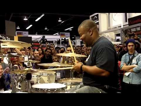Chris Coleman Drum Solo Part 3 (Making any time signature musical)