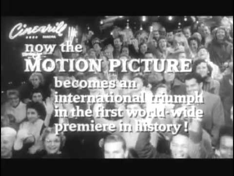Trailer 1959 On The Beach