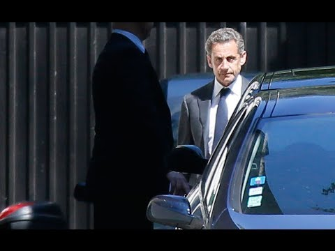 Nicolas Sarkozy's legal battles in 60 seconds
