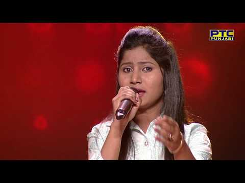 Gurkirat Kaur Rai | Maan Rahe Teri Paag Da | Studio Round 17 | Voice Of Punjab 8 | PTC Punjabi