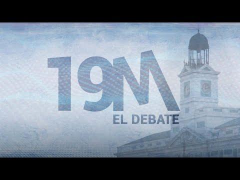 #ElDebateMadridVota: Debate de los candidatos a la Comunidad de Madrid