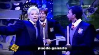 El musical de Harry Potter-El Hormiguero