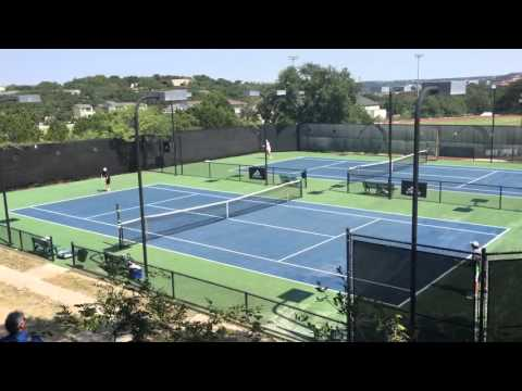 Pablo Ampudia- USTA National Section Tournament