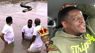 Shuler King - This Baptism Is Canceled!!!