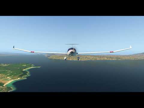 Phoenix Air U-15 LSA (vSkyLabs) – Skiathos Island, Greece (LGSK) – X-Plane 11.05