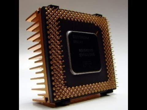 How a CPU is Made - CPU Manufacturing Central Processing Unit