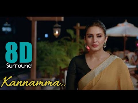 Download Kannamma 8D | Kaala | Shanthosh Narayanan | Uma Devi | Pradeep Kumar | Dhee | 8D BeatZ
