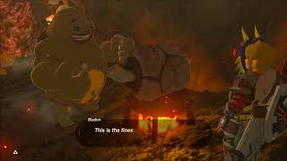 The Best Ever Side Quest - A Moblin's Quest