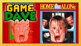 Home Alone NES Review | Game Dave