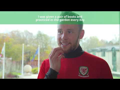 FAW Trust Video - Chris Gunter's journey from grassroots to national team