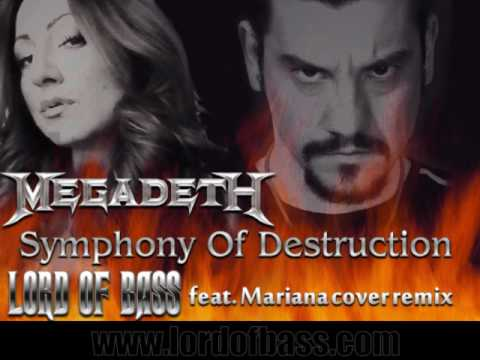 how to play megadeth symphony of destruction