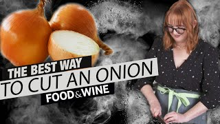 THE BEST WAY to Cut an Onion | The Best Way