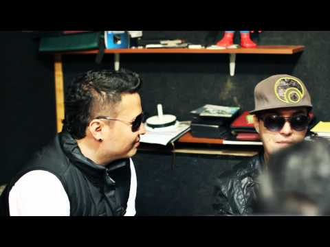 Cheka Ft. Samo & KJ - La Reina Del Party [Making Of]