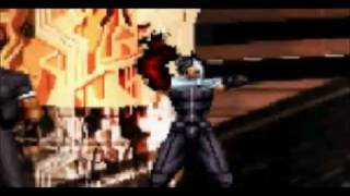 KOF R.O.N. Episode 1 part 2 (no subs)