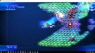 Xenia Xbox 360 Emulator - Galaga Legions DX ingame! (076c73b/Jun 23 2016)