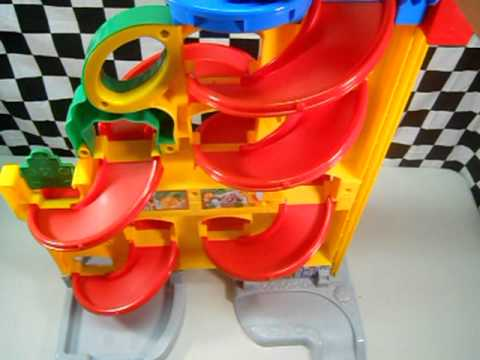 Fisher Price Cars Toy