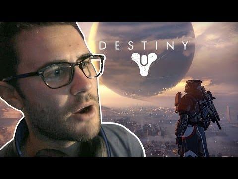 Destiny : découvrez le jeu avec nous ! (Cyprien, Wartek, Mister V)