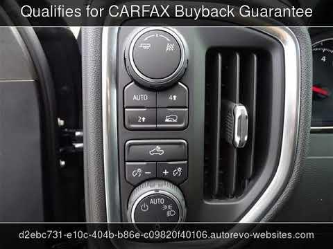 New 2019 Chevrolet Silverado 1500 Saukville WI Mequon, WI #22040