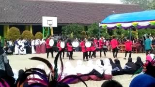 Marching band SMP PILAR BANGSA (17/05/2017)