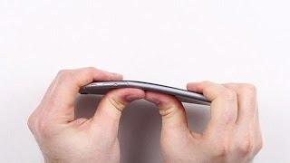 Problemi per l'iPhone 6 plus, si piega con facilità - economy thumbnail