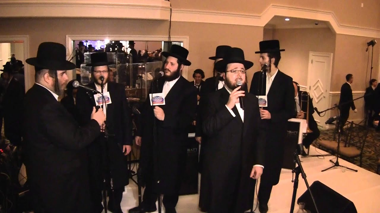 """Ribono Shel Olam"" - Yoely Greenfeld & Mezamrim"