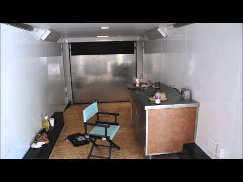 How To Build A Concession Trailer on a Budget