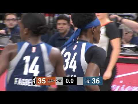 Fowles Becomes WNBA All-Time Double-Double Leader