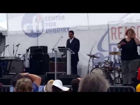 Reason Rally 2016 - David Silverman