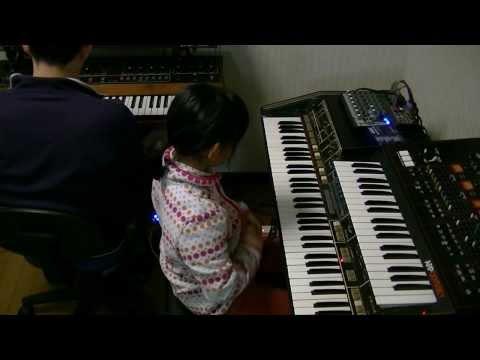 [ Doraemon ] Yume wo kanaete Doraemon (synthesizer cover version)