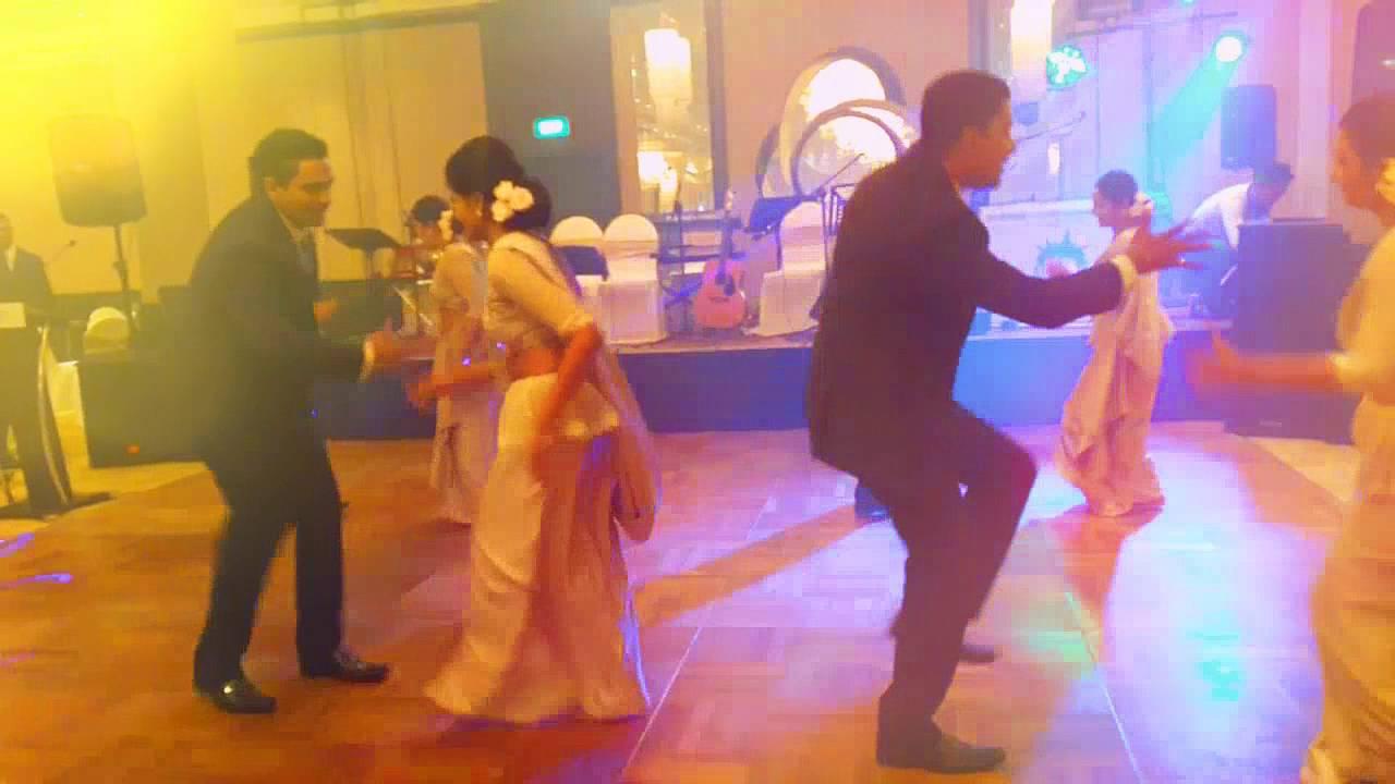 surprise dance at isurus wedding youtube