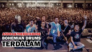 Download lagu ANDRA & THE BACKBONE - TERDALAM    Live BRIFEST 2019