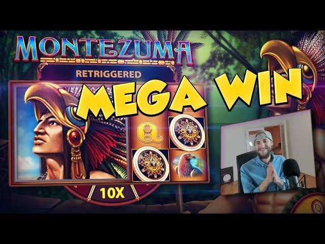 BIG WIN!!! Montezuma Huge Win - Casino Games - free spins (Online Casino)