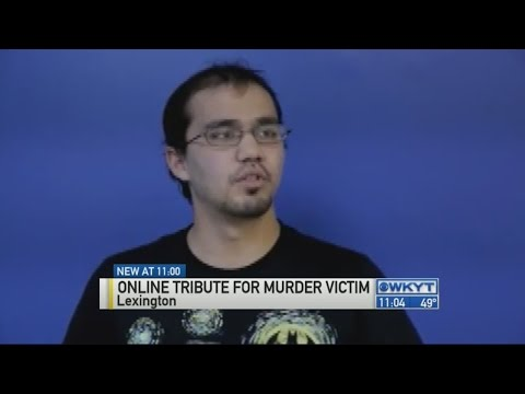 Video pays tribute to 22-year-old murder victim