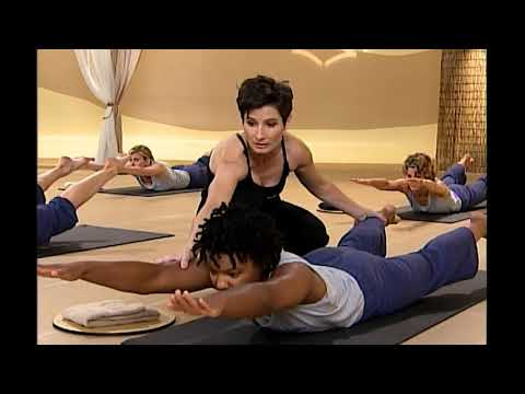 POWER YOGA MIND AND BODY 105 CORE ABSBACK VERSION ONE