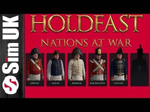 Holdfast: Nations at War | FIRST Full Match (no commentary) | Spoiler Alert I Die, A LOT