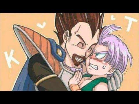 Vegeta Family/La Familia de Vegeta Dragon Ball