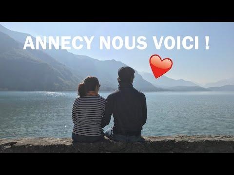 N°10 Annecy nous voici ! S1
