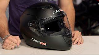 LS2 Stream Helmet Review at RevZilla.com thumbnail