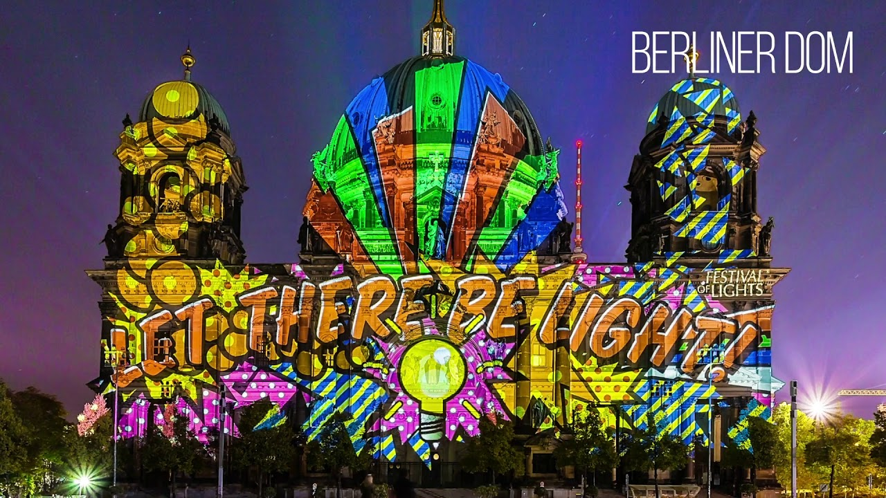 2020 lights berlin festival of Welcome to