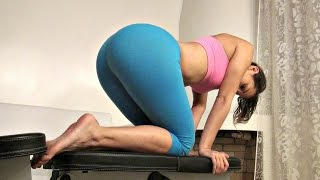 Brutal Booty Workout -- Can you do it?