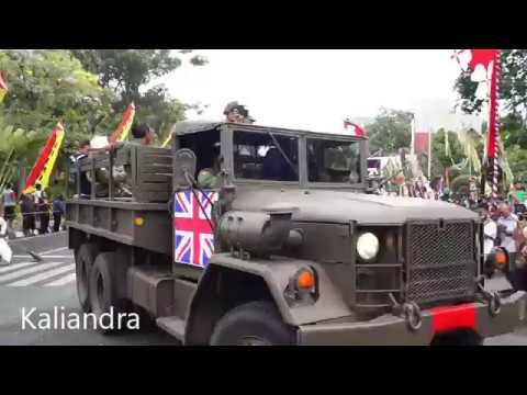Pawai Parade Juang Surabaya