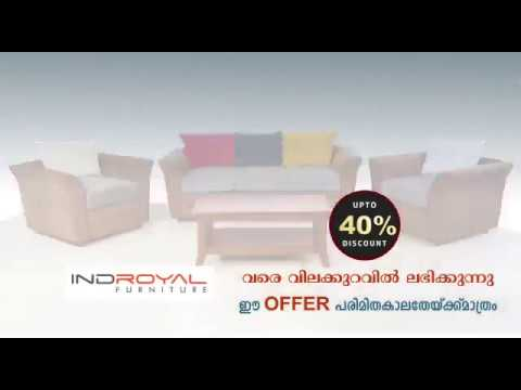 Indroyal Home Spaces Furniture Company YouTube - Indroyal bedroom furniture
