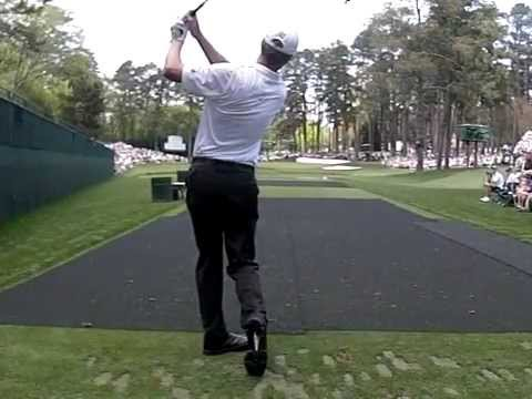John Senden #16 Augusta National
