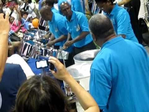 Face to Face - Caribbean Steel Band Trinidad & Tobago - Inter American Division