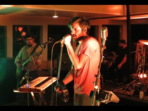 Slow Dive & Anagram - Young The Giant Live @ Alcatraz Private Party, San Francisco, CA 7-15-14