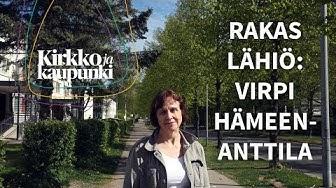 Rakas lähiö: Virpi Hämeen-Anttila asuu Vantaan Mikkolassa
