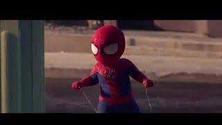 vuclip Bayi Spiderman Joget Video Iklan Lucu Terbaru Minuman Evian